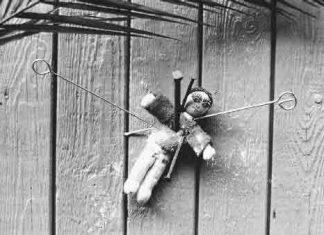 عروسک وودو