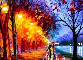 عشق پاییزی، من و بانو